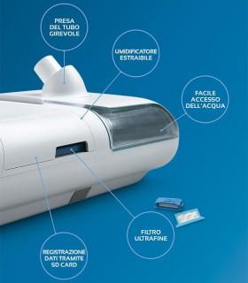 Olivette nasali per DreamWear Gel Pillows - Philips Respironics